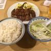 とち - 料理写真:牛タン定食 中
