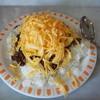 キングタコス - 料理写真:タコライスチーズ
