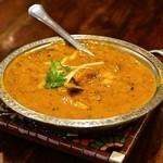 印度料理シタール - フィッシュ・マサラ(1,382円)