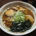 サトウ - 「醤油ラーメン」500円