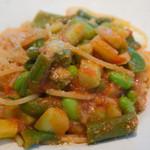チェーロ - 夏野菜サイド