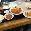 餃子の王将 - 料理写真:チキンカツ定食