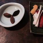 味噌坐 玉響 - お味噌とお野菜