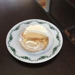 40303032 - レモンチーズパイ(断面)