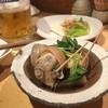 魚店きなり - 料理写真:白ばい貝 でーか!
