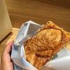 クロワッサンたい焼 - 料理写真:バニラ入りクロワッサンたい焼き