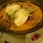 居酒屋釧路 - もつ煮