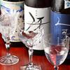 満る川 - 料理写真:季節の地酒