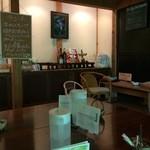 茶房 梅樹庵 - 店内