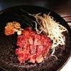 ステーキハウスふさ - 料理写真:ランチステーキ150g。焼き方も選べ、目の前で焼いてくれます♪