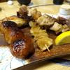 からさき - 料理写真:焼き鳥五種盛り合わせ