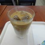 茶るら - アイスカフェラテ