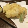 そばよし - 料理写真:ハモ天ぷら