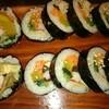 明洞のり巻 - 料理写真:明洞のり巻き   食べ放題オーダーメニュー