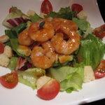 うさぎ - プリプリエビとアボガドのうさぎ特製サラダ