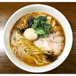 40350578 - 「醤油煮干し中華」(2015.05)