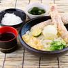 讃岐屋 - 料理写真:ちく玉天ぶっかけうどん