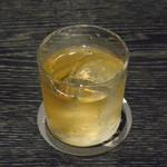 一瑳 - 梅酒ロック