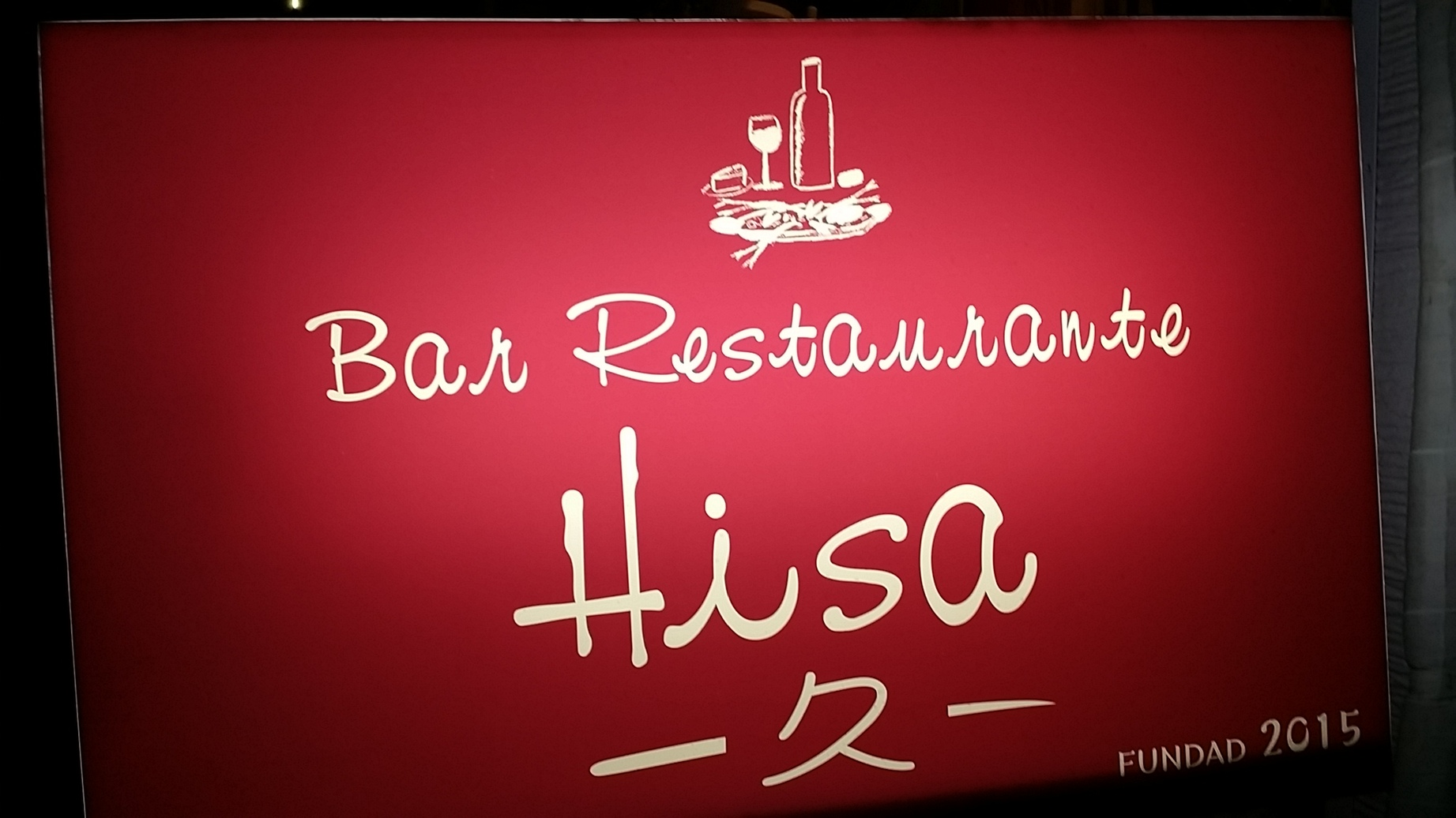 Bar Restaurante Hisa