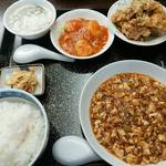 中華菜館 成都 - 料理写真:四川名彩ランチ1250円(税込み)