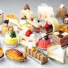 プティフリポン - 料理写真:美味しい生ケーキの数々