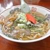 かねまる食堂 - 料理写真:会津高原らーめん