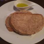 フォンティーナ チーズ ダイニング - 料理写真:お通し