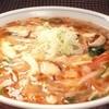 鳳春 - 料理写真:スーラータンメン=辛さがキリッっと、酸味がスキッっと。とろみが効いて、冬によし、夏によし。。。野菜の量は約250g