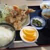 居食屋一樹 - 料理写真:唐揚げ定食