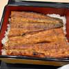 岡 - 料理写真:美味しいうな重でした。