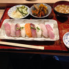 喜久寿司 - 料理写真:ランチにぎり800円
