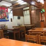 虎ノ門 個室居酒屋 魚の敬次 - 12時前の店内