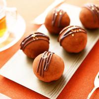 和菓子と洋菓子のコラボレーション