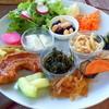Cafeこむぎ野 - 料理写真:ベジプレート(800円)メインのおかず皿