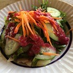 カナディアン・ファーム - 自家菜園、無農薬野菜サラダ