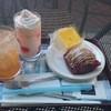 カフェ・ド・クリエ - 料理写真:オーダーした品々