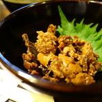 高田屋 - 料理写真:<2015年7月>もつ煮