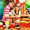 リーフ バーガー - 料理写真:サプライズパーティー!ビッグバーガー‼︎