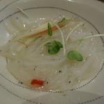 さかなや食堂 辰悦丸 - 白魚の塩辛