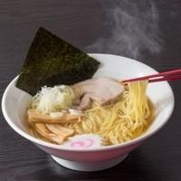 麺家神明 - 淡麗系ラーメン 中華そば760円