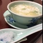 第一樓 - 燕の巣のスープ