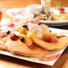 MAISON DE LOBROS - 料理写真:ホテル風パンケーキ♪