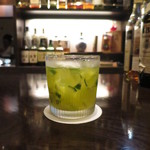Bar P.M.9  - Caipirinha(Suze) (July.2015)