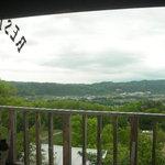 壺屋 - 眺望は◎。ぜひ天気の良い日に。。。