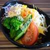 中華・卵料理のお店 卯龍 - 料理写真:miniサラダ(うさぎランチ)