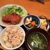 波葉菜亭 - 料理写真:煮こみハンバーグランチ