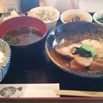 一福 - 料理写真:煮魚定食