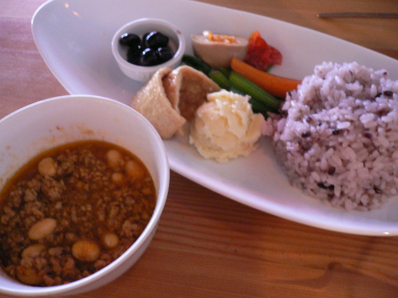 Cafe 結+1