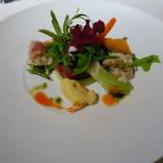 レストラン・マッカリーナ - 前菜の盛り合わせ