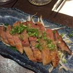 金之助 - 肥皇豚の味噌漬けステーキ♪
